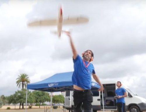 VODAFONE, FADA-CATEC, SKYLIFE ENGINEERING y HUAWEI DESARROLLAN CONEXIÓN 4G PARA EL VUELO DE DRONES