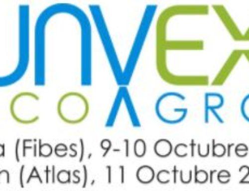 UNVEX ECO AGRO (9-10 OCTUBRE, SEVILLA – 11 OCTUBRE, JAÉN)