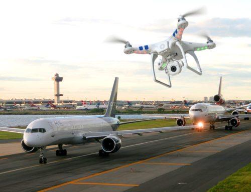 CÓMO SOLUCIONAR LOS PELIGROS POR LA PRESENCIA DE DRONES EN LOS AEROPUERTOS