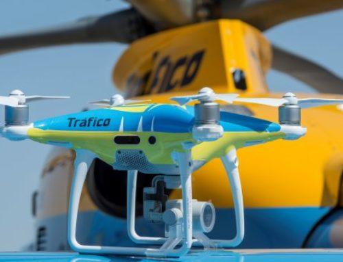 LA DGT VIGILARÁ CON DRONES MILLONES DE DESPLAZAMIENTOS EN ESTE PUENTE DE MAYO
