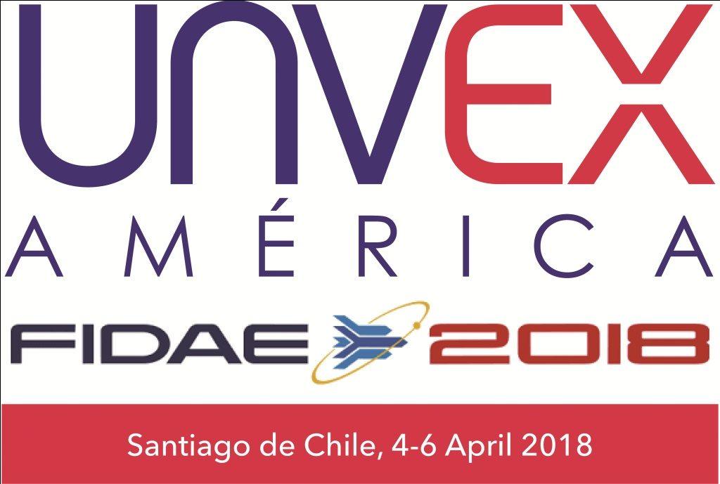 UNVEX AMÉRICA 2018 (4-6 ABRIL, SANTIAGO DE CHILE)