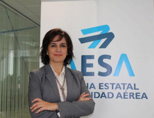 ENTREVISTA A ISABEL MAESTRE, DIRECTORA DE LA AGENCIA ESTATAL DE SEGURIDAD AÉREA (AESA)