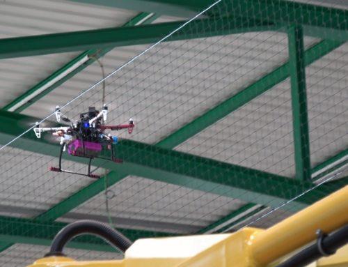 AIRBUS USA DRONES EN LA LÍNEA DE PRODUCCIÓN DE PIEZAS PARA AVIONES