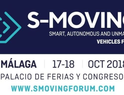 S-MOVING SMART, AUTONOMOUS AND UNMANNED VEHICLES FORUM (17-18 OCT, MÁLAGA)