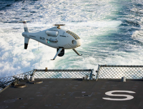 RPAS DE LA SEMANA: CAMCOPTER S-100 (SCHIEBEL)
