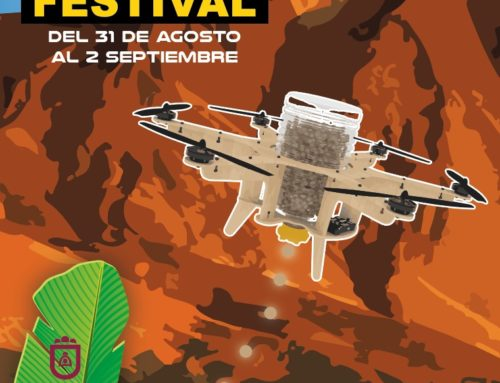 CANDELARIA DRONE FESTIVAL (31 AGO – 2 SEP, TENERIFE)