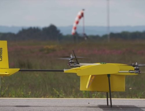 CORREOS EXPERIMENTA CON DRONES-CARTEROS EN ESPAÑA