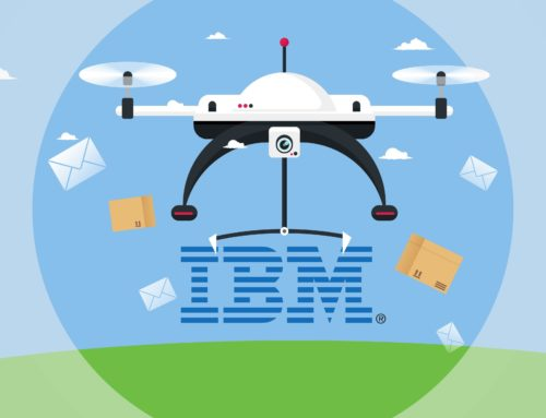 IBM PATENTA UN SISTEMA DE SEGURIDAD DE DRONES BASADO EN BLOCKCHAIN