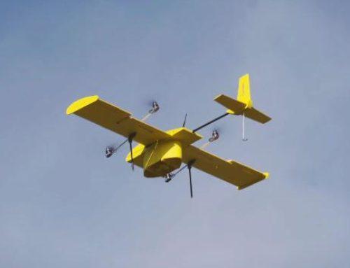 LOS NUEVOS DRONES HÍBRIDOS DE CORREOS