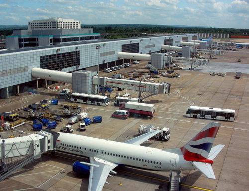 EL AEROPUERTO DE GATWICK (LONDRES) CIERRA INDEFINIDAMENTE POR LA PRESENCIA DE DRONES