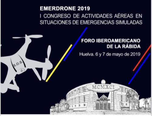 EMERDRONE 2019 (6-7 MAYO, HUELVA)